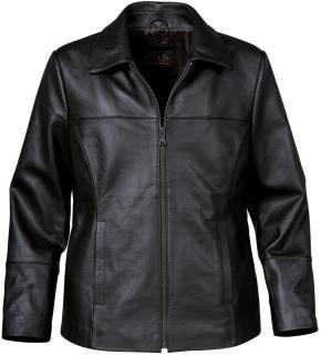 LRX-4W Womens Classic Leather Jacket-StormTech