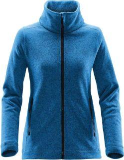 NFX-2W Womens Tundra Sweater Fleece Jacket-