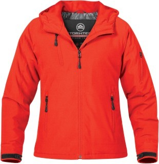 PFJ-1W Womens Discovery Thermal Hooded Jacket-