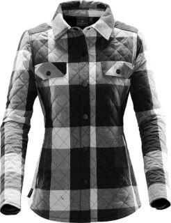 StormTech Public Safety Outerwear Womens QPX-1W Womens North Beach Shacket-StormTech