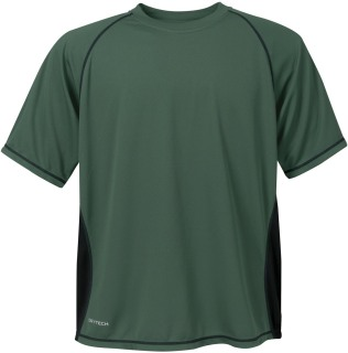 SAT037Y Youths STORMTECH H2X-DRY® S/S Layering Tee-
