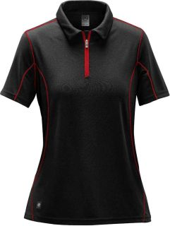 SDP-1W Womens Pulse 1/4 Zip Polo-