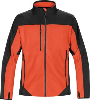 SFJ-2W Womens Hybrid Fleece Softshell-