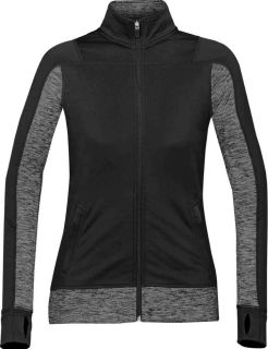 StormTech Performance Fleece Technical Performance Fleece SPN-1W Womens Lotus Full Zip Shell-StormTech