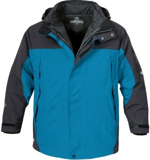 StormTech Public Safety Outerwear Mens VPX-4 Mens Fusion 5-in-1 System Jacket-StormTech