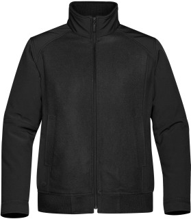 WBX-1Y Youths Barrier Wool Bonded Club Jacket-StormTech
