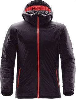 X-1 Mens Black Ice Thermal Jacket-
