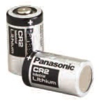 "Cr2 Lithium Batteries "" 2 Pack-"