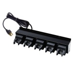 "5 Unit Bank Charger "" 120v (Stinger Series)-Streamlight"