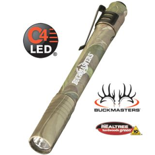 Buckmasters Camo Stylus Pro Pen Light-Streamlight