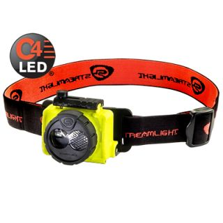 Double Clutch Alkaline Headlamp-