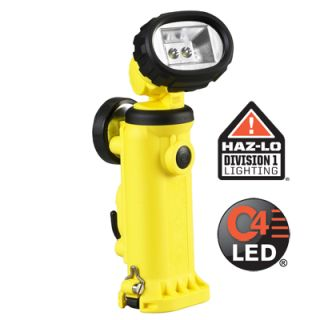 Knucklehead Haz-Lo Flood Rechargeable Flashlight-
