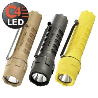 Poly Tac Series Tactical Flashlight-