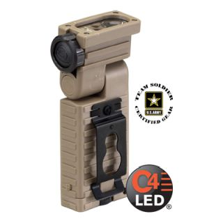 Sidewinder Articulating Head Tactical Flashlight-Streamlight