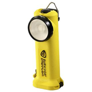 Survivor Led Right-Angle Flashlight-