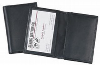Business Card Case-Strong Leather