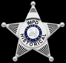 IMPD Historical Badges