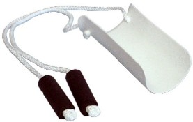 Rigid Sock Aid-Medline