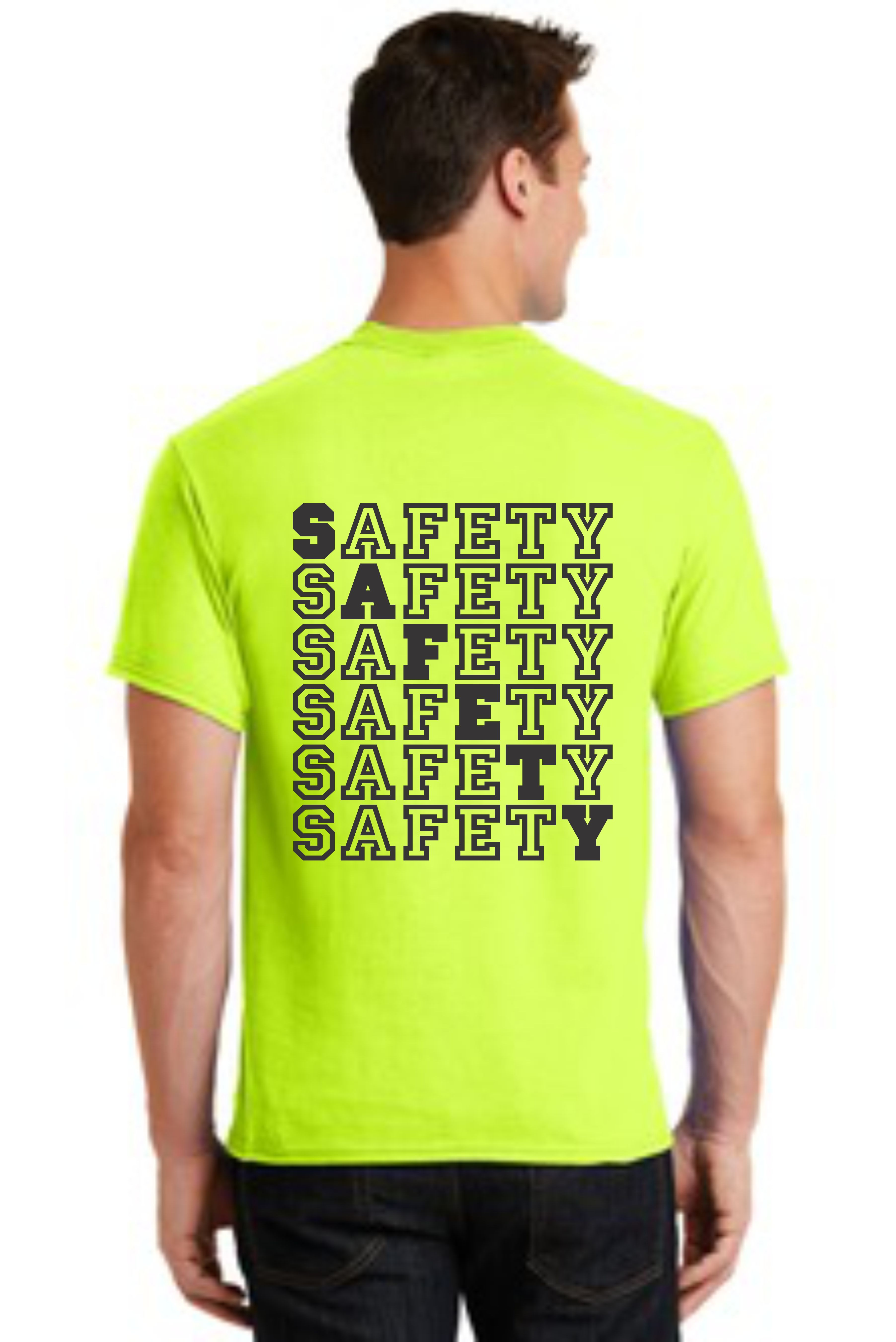 SAFETY T-SHIRT -- SAFETY