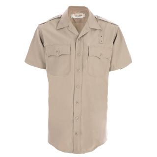 Mens Class A LASD Short Sleeve Shirt - Plain Weave-Tactsquad