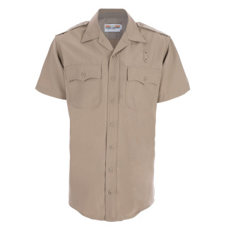 Mens Short Sleeve CHP/LASD Shirt-
