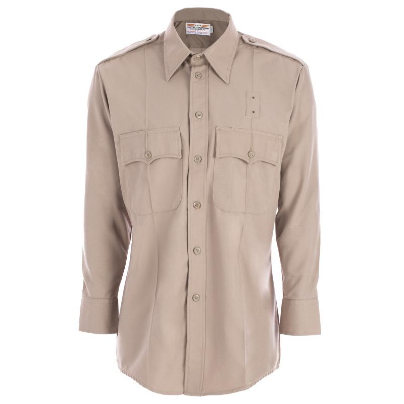 Mens Long Sleeve CDCR Shirt-