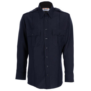 11901 Mens Polyflex™ Long Sleeve Shirt-Tactsquad