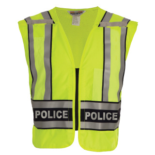 ANSI 207-2011 Ripstop Safety Vest-