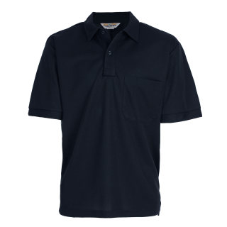 541 Coolmax® Polo Shirt with Pocket and Epaulets-