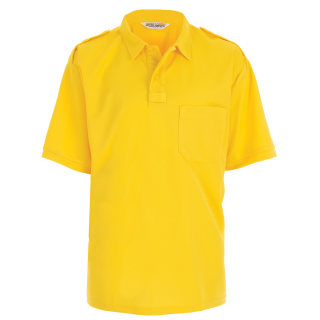 542 Coolmax® Polo Shirt with Pocket and Epaulets-
