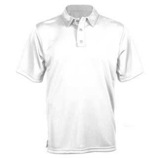 553 Mens Coolmax Performance Polo - NEW-
