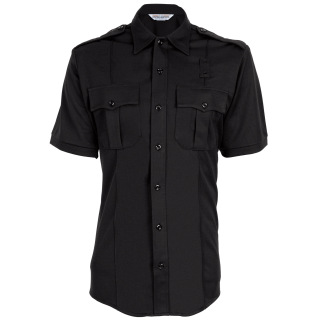 581 Mens Coolmax Class A Short Sleeve Shirt with Zipper-Tactsquad