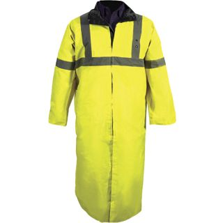 Reversible Waterproof Raincoat