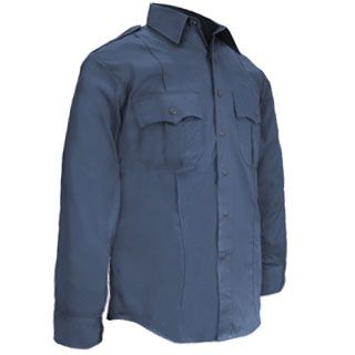 Long Sleeve Poly/Cotton Shirts - Mens-