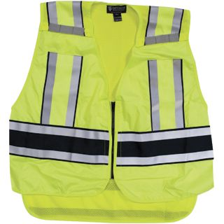 NYPD Style Safety Vest-Tactsquad