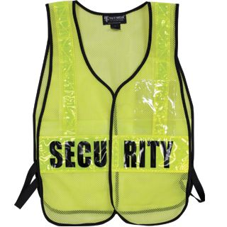 DC65 Safety Vest-