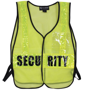 Security Safety Vest-