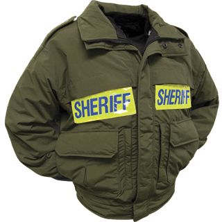 Perfect Storm Duty Jacket-