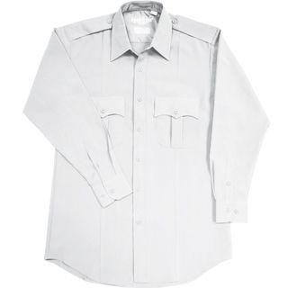 Long Sleeve Polyester Police Shirt - Mens