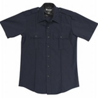 NYPD Short Sleeve Shirt - Poly/Rayon