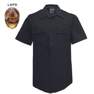 LAPD Regulation Short Sleeve Shirt - Mens-Tactsquad