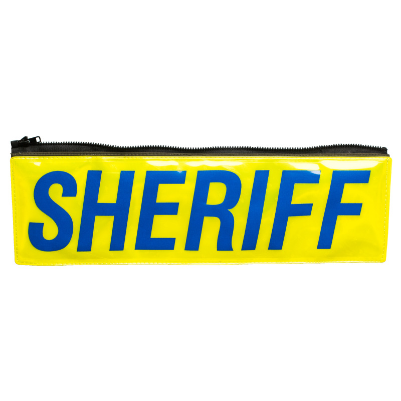 "Hi-Vis Panel ""SHERIFF""-"