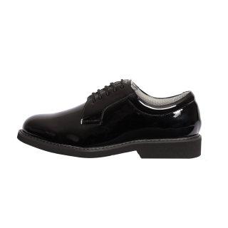 Hi-Gloss Uniform Oxford Shoe-