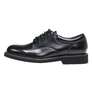 Leather Uniform Oxford Shoe-Tactsquad