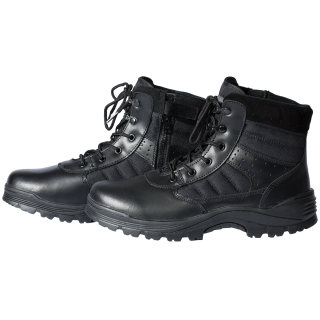 "6"" Sentry Side-Zip Boots-Tactsquad"