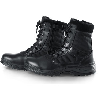 "8"" Sentry Side-Zip Boots-"
