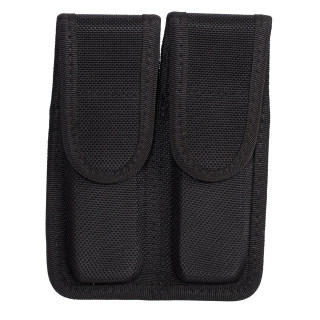 Double Magazine Pouch - 9mm / 40. Staggered-