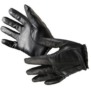 Leather Gloves-