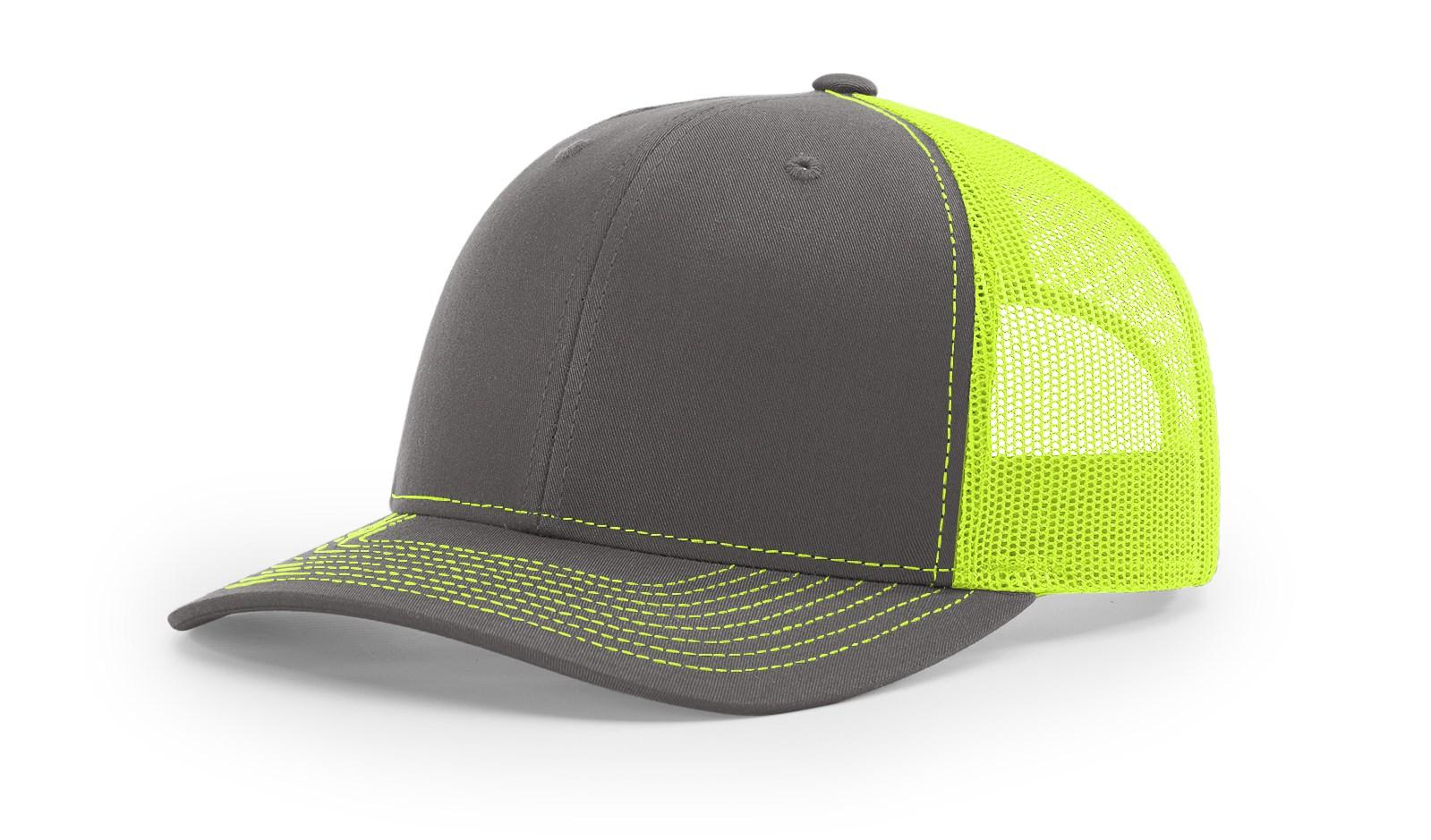 Charcoal/Neon Yellow