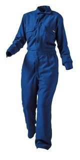 Womens Deluxe Coverall